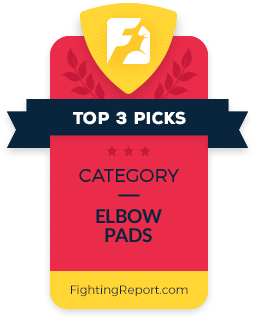Best Elbow Pads for Martial Arts Reviewed & Rated