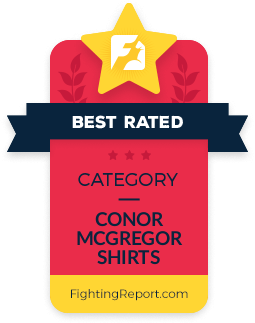 Best Conor McGregor Shirts Reviewed & Rated