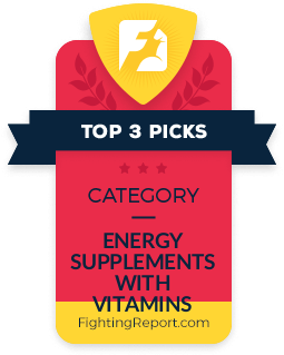 Best Vitamins for Energy Reviewed & Rated