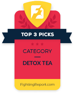 Best Detox Tea to Help Flush Your System Reviewed