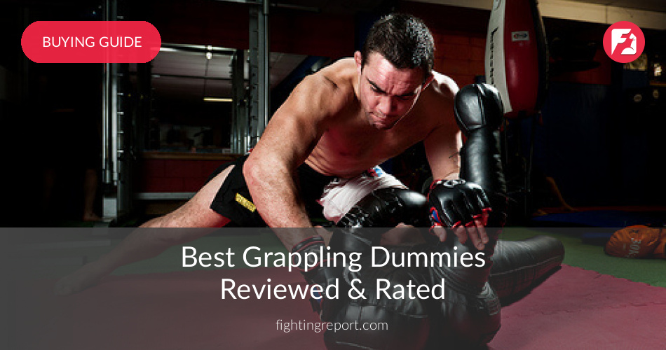 10 Best Grappling Dummies Reviewed & Rated in 2019