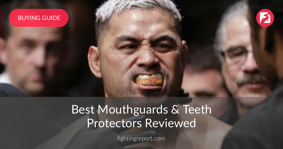 Double Sided Mouth Guard Sports Safety Teeth Protection Silicone Mouthpiece New