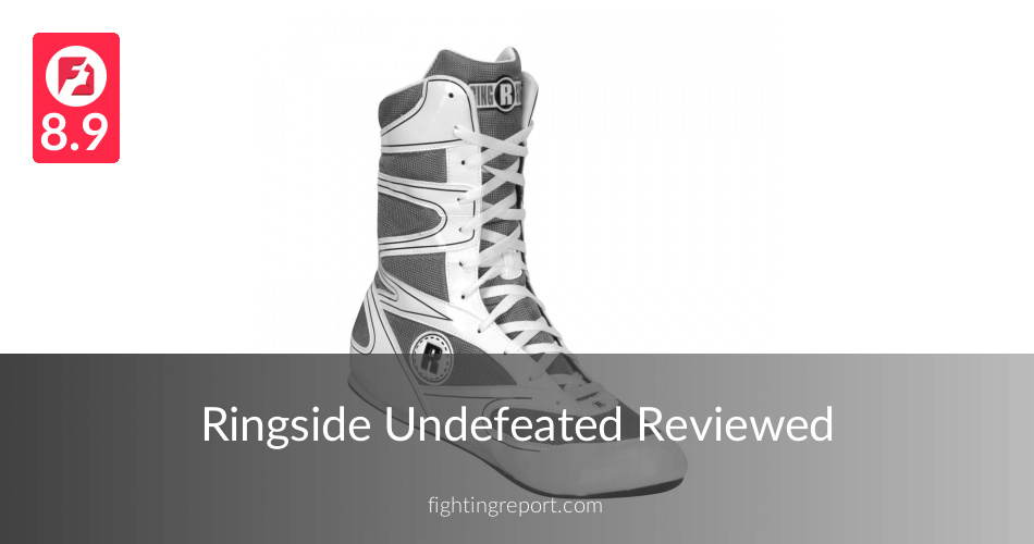 Ringside Undefeated Boxing Shoe Reviewed in 2019 | FightingReport